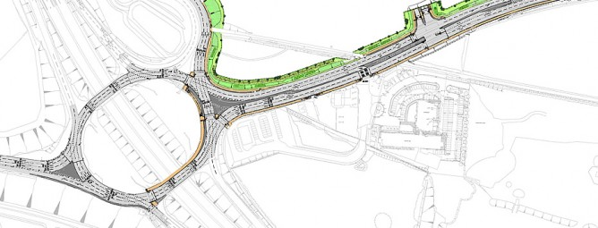 Transport Highways Glanville Consultants Provides Civil And Structural Engineering Design