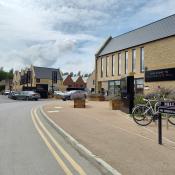 Wolvercote Mill Oxford